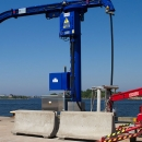HVSC = High voltage shore crane