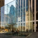Teknikparadiset, Apple Center, Manhattan, New York